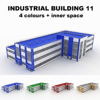 Large industrial building 11