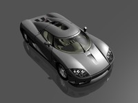 free 3ds model koenigsegg ccx