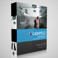 CGAxis Models Volume 16 Lights II C4D