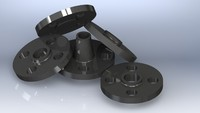 ½ ANSI B16.5 CL 150 Forged Flanges