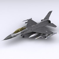 F-16C Fighting Falcon Block 52
