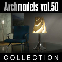 3d archmodels vol 50 lamps