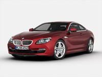 BMW 6 Series Coupe (2012)