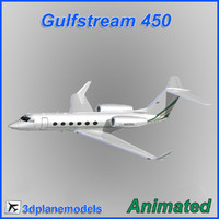 Gulfstream G450 National Air Services
