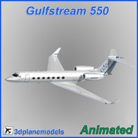 Gulfstream G550 House colours