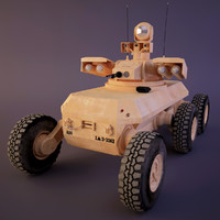 3d army mule model