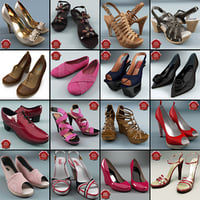 women shoe v7 3ds