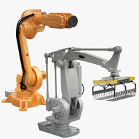 Industrial Robots Collection