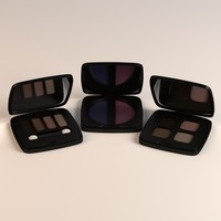 eye shadows set 3ds
