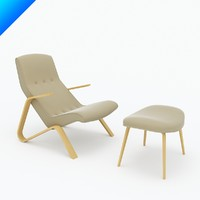 grasshopper chair 61U