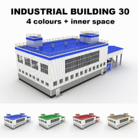 Medium industrial building 30