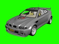 m3 modified 3d max