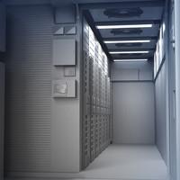 3d modular center data