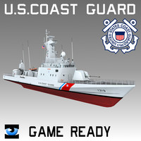 obj coast guard patrol boat