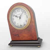 Mantel Clock 01