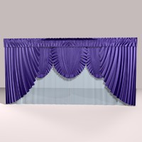 curtain 2 3d 3ds