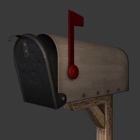 3d model next-gen mailbox