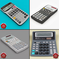 Calculators Collection V2