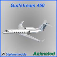 obj gulfstream g450