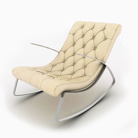 chair leisure js-c803 3d model