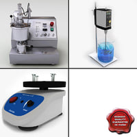 Laboratory Mixers Collection