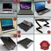 3d laptops v4 model