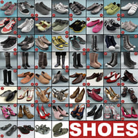 Shoes Big Collection V3