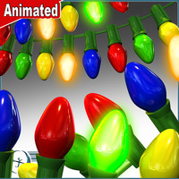 Christmas Bulbs (Animated)