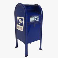 maya mailbox mail box
