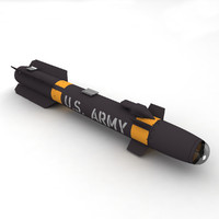 max agm-114 hellfire rocket missile