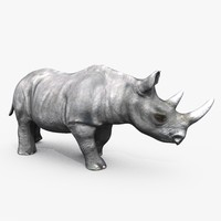 rhino animating 3d model