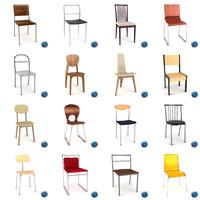 chair 01 3d model