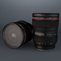 Canon 24-105mm 1:4 L IS ISM