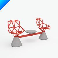 maya chair design konstantin grcic