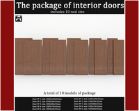 package classic interior doors max