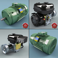 Electric Motors Collection