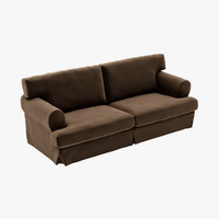 3d ekeskog sofa model