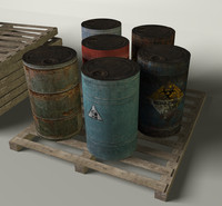 cinema4d barrels