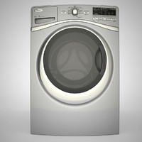 washing machine 3d max