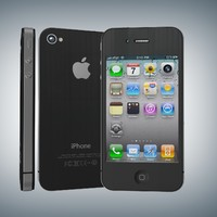 apple iphone 4 3d 3ds