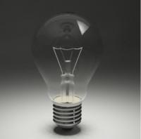 lamp filament obj