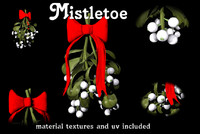 vrml happy holiday mistletoe