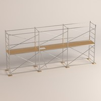 scaffolding 3d 3ds