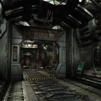 fear factory 3d c4d