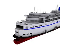 3d ferries