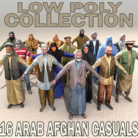 Ultimate Arab_Afghan Casual PACK