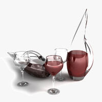 maya barolo wine decanter