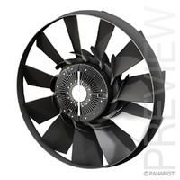 Engine cooling fan 2