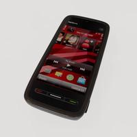 5233 nokia mobile 3d max