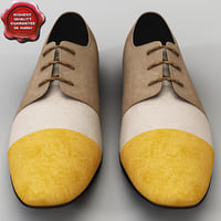 Men Shoes Ana Locking Yellow